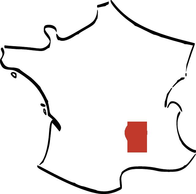 Situation géographique du Mas du clos de l'escarrat